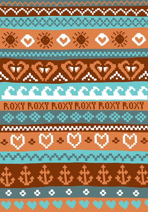 Roxy_fairisle
