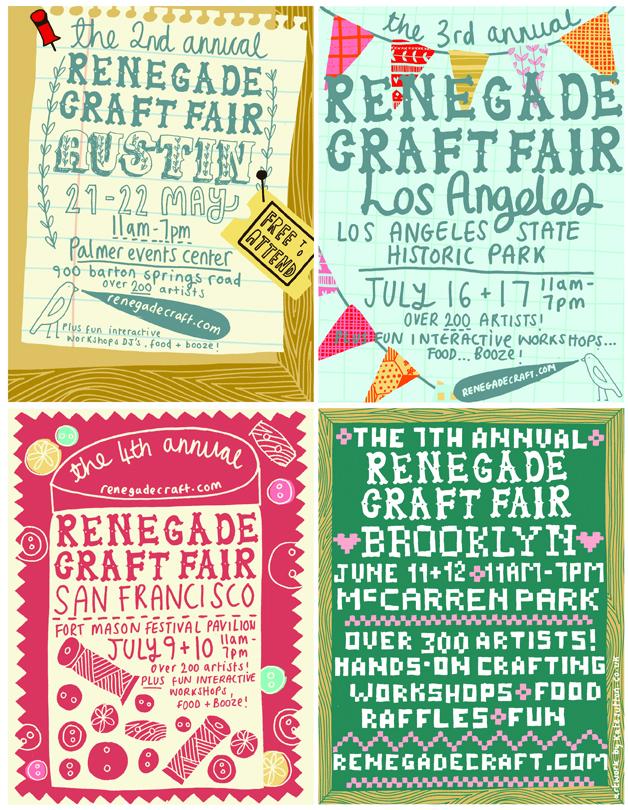 Blog Renegade Craft Fair 2011